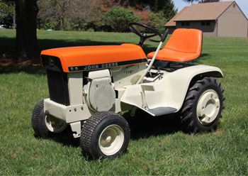 1970 John Deere Patio 112